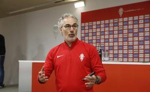 Torrecilla: «Quiero ver el estilo del filial de José Alberto en el primer equipo»