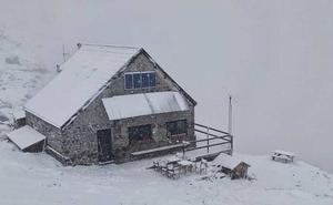 Tiempo en Asturias | Nieve a las puertas del verano