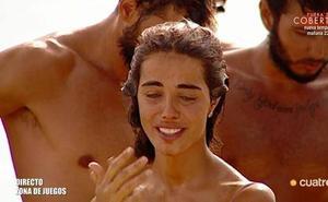 Lara Álvarez a los concursantes de 'Supervivientes': «Hacéis lo que os da la gana»