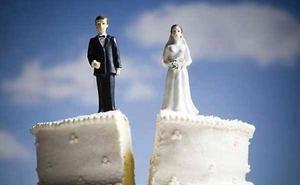 Asturias, a la cabeza de los divorcios en España