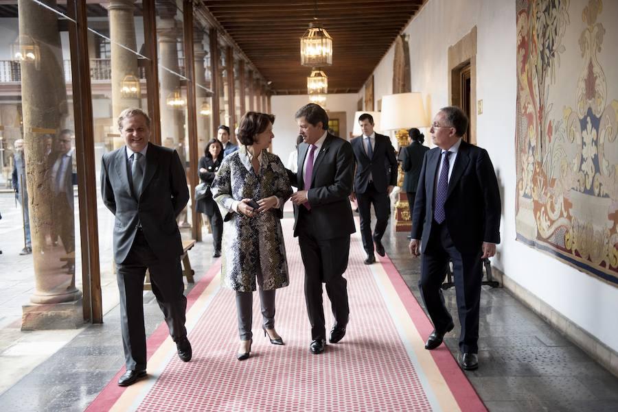 El jurado del Premio Princesa de la Concordia valora la «protección de la paz y la libertad»