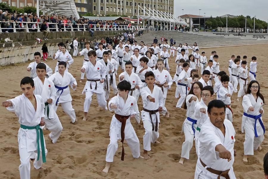 Las artes marciales toman Poniente