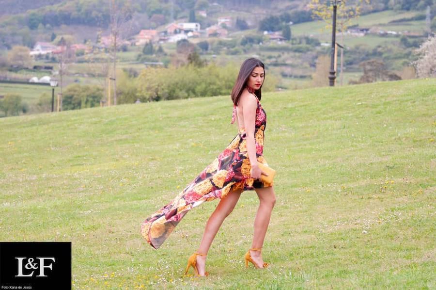 Sara Haroug, la representante asturiana en Miss Mundo España