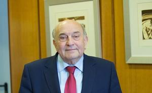 Francisco Menéndez recibe el día 27 la Medalla de Oro de la Cámara de España