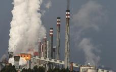 Química del Nalón seguirá usando la planta de depuración de amoniaco de baterías de cok