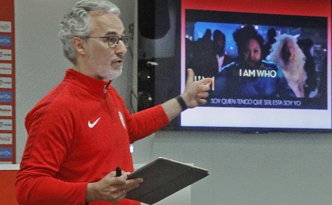 Miguel Torrecilla: «Así soy yo»