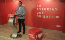 Barbón avisa a Ciudadanos de que entregar Oviedo al PP frenará los acuerdos en la Junta