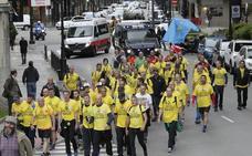 La 'Marcha del Alumio', en imágenes