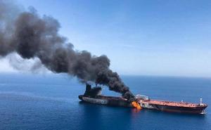 Nuevo ataque con torpedos a dos petroleros en el golfo de Omán