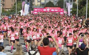 Consejos para correr la Carrera de la Mujer en Gijón