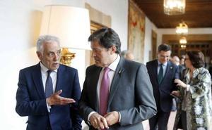 Javier Fernández, sobre la formación del Gobierno nacional: «Lo mejor es apoyar a la lista más votada»