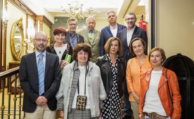 «Jaime Fernández Barros llevó el nombre del Instituto Jovellanos por toda España»