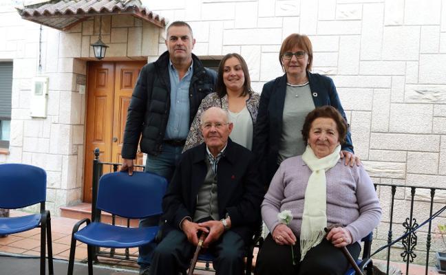 Morcín celebra la tradicional fiesta de los mayores