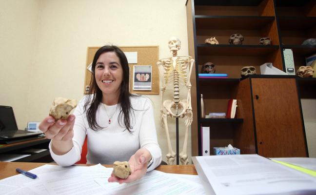 Descubren una nueva forma de identificar el sexo en fósiles humanos