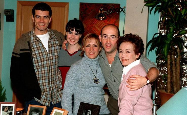 La serie '7 Vidas' cumple 20 años: ¿Cómo han cambiado sus actores?