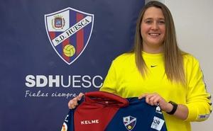 Nuria Rodríguez, ex portera del Real Oviedo, ficha por el Huesca