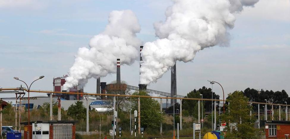 Arcelor adelanta el cese de actividad de las baterías de Avilés al 1 de octubre