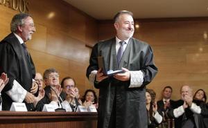 Sergio Herrero pide que los colegios de abogados de Oviedo y Gijón sean «una única voz»