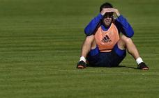 Forlín se despide del Real Oviedo tras dos temporadas de azul