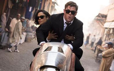 Chris Hemsworth con 'Men in Black' y Tolkien, estrellas de la cartelera