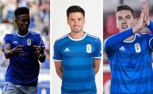 El Real Oviedo optimiza las cesiones