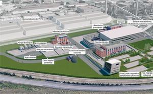 Química del Nalón invertirá nueve millones de euros en su emplazamiento en el PEPA