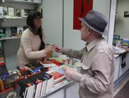 La Feria del Libro cierra su segunda jornada con una buena afluencia