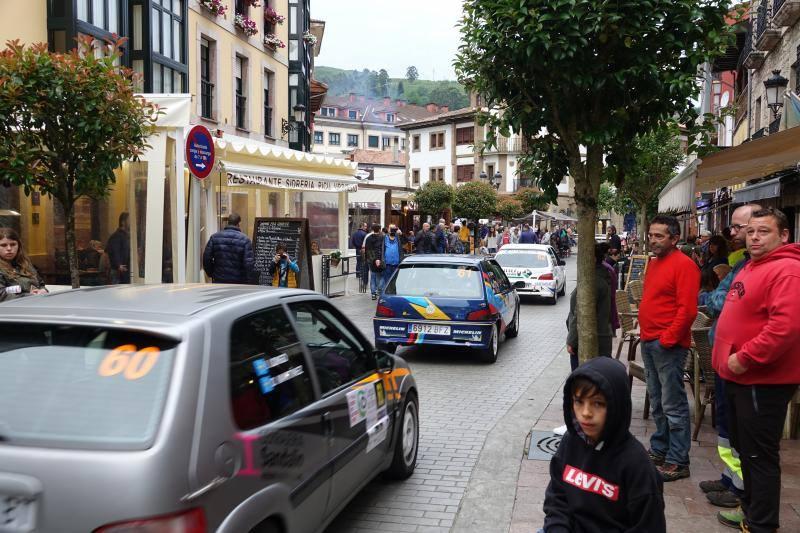 El Rally Picos de Europa toma las carreteras