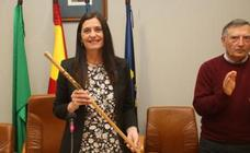 Yasmina Triguero, alcaldesa de Castrillón con un gobierno tripartito