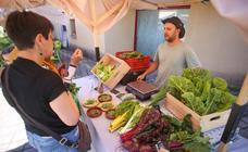 Mercado ecológico de Raíces