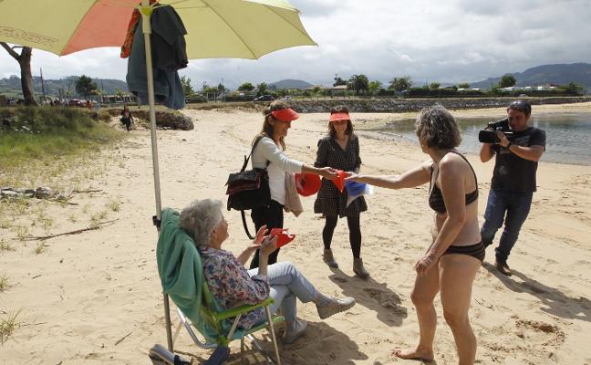 Sanidad confía en convertir todas las playas asturianas en espacios sin humo de tabaco