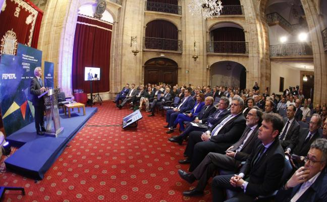 Femetal advierte de más ajustes de empleo en Asturias por la crisis del acero