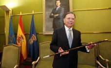 Alfredo Canteli, nuevo alcalde de Oviedo: «Para construir ese Oviedo que soñamos hay que contar con todos»