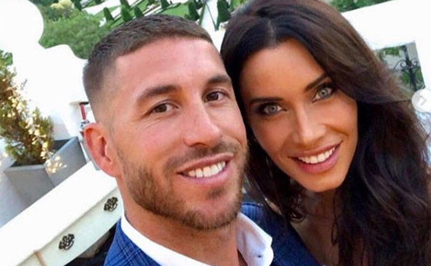 Pilar Rubio y Sergio Ramos, la boda más esperada del año