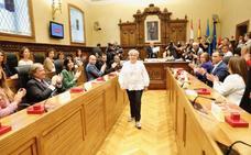 Ana González, alcaldesa de Gijón: «Vamos a reinventar el Gijón que queremos para mejorar el presente y ganar el futuro»