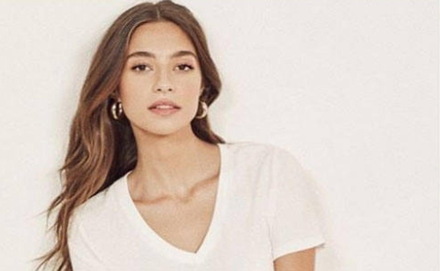 Así es Rocío Crusset, la hija modelo de Carlos Herrera y Mariló Montero