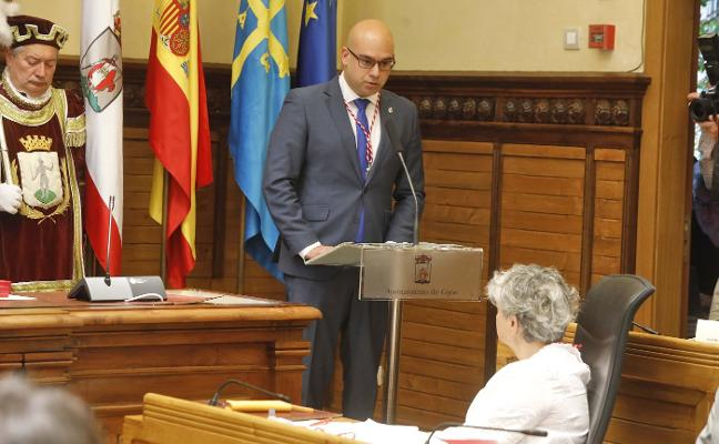 Martínez Salvador: «Ha ganado, pero no con un mandato de deshacer lo andado»