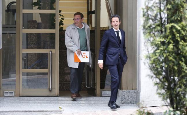 Juan Vázquez se desmarca del acuerdo de Oviedo y tiende la mano a Barbón