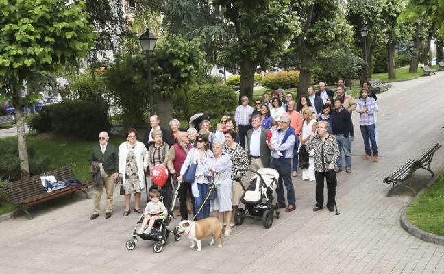 Los Domínguez Vigil-Escalera se reúnen en la Pola