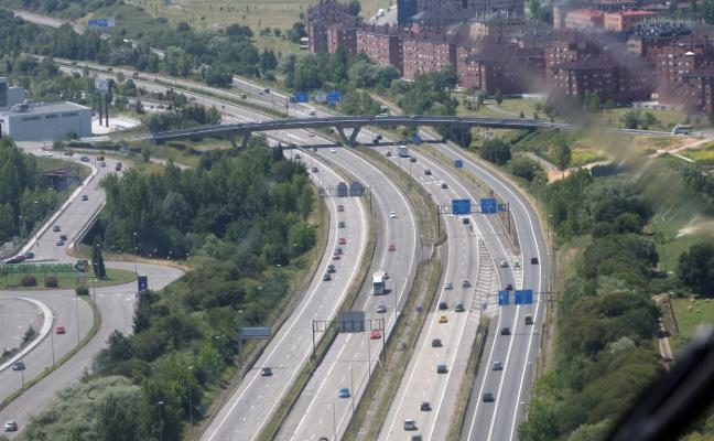 La 'Y' pierde un 22% de tráfico desde que se ideó su ampliación