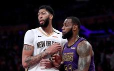 Los Lakers llegan a un acuerdo por Anthony Davis