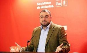 Adrián Barbón sobre Ciudadanos: «Las vendas se han caído»