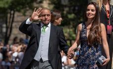Así han sido los looks de los invitados a la boda de Sergio Ramos y Pilar Rubio
