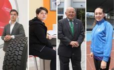 Baldajos, Secretariado Gitano, Artes y Oficios y Alba García, premios de LA VOZ DE AVILÉS