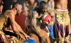 Calcio Storico Fiorentino: una batalla deportiva con mucha historia en Italia