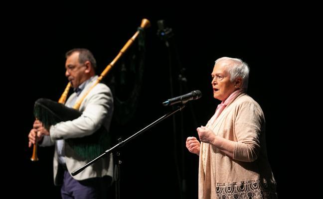 La canción asturiana triunfa y sube el listón en la Pola