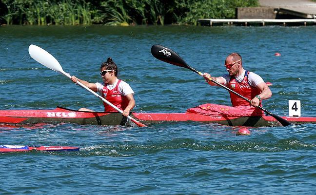 Los palistas del Grupo dominan la jornada final del regional de verano