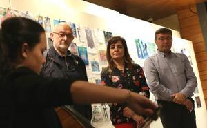 La Exposición de Arte Postal de Avilés dedica su cuarta edición al cuidado de los mares