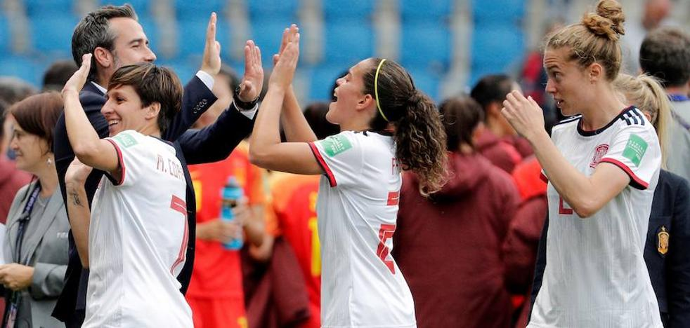 Una a una del China-España