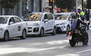 Tres detenidos por agredir a un taxista en Gijón de madrugada